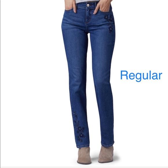 eeb7415d79c182 Lee Jeans | Plus Size Flex Motion Straight Leg | Poshmark